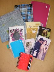 """My notebook """"collection"""""""